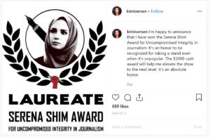 Des blogueurs de gauche et de droite récompensés par un lobby pro-Assad