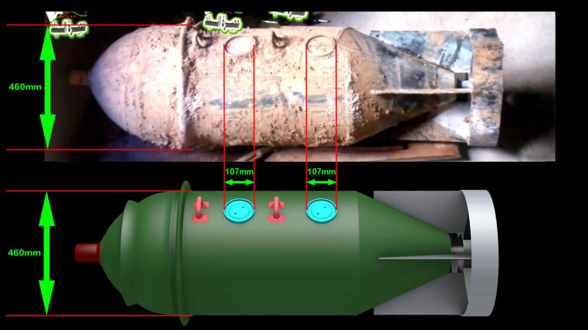 La traque en sources ouvertes de la bombe au sarin préférée du régime syrien