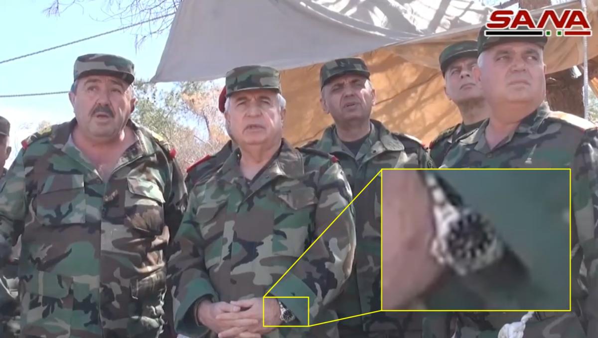 Ces généraux syriens ont-ils assisté à une attaque chimique contre un hôpital ?