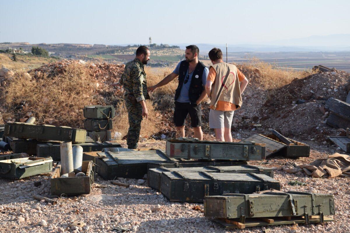 Comment une organisation humanitaire française s'est liée avec des milices chrétiennes pro-Assad